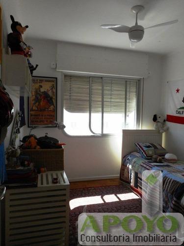 maravilhoso apartamento no jardim marajoara - yo2219