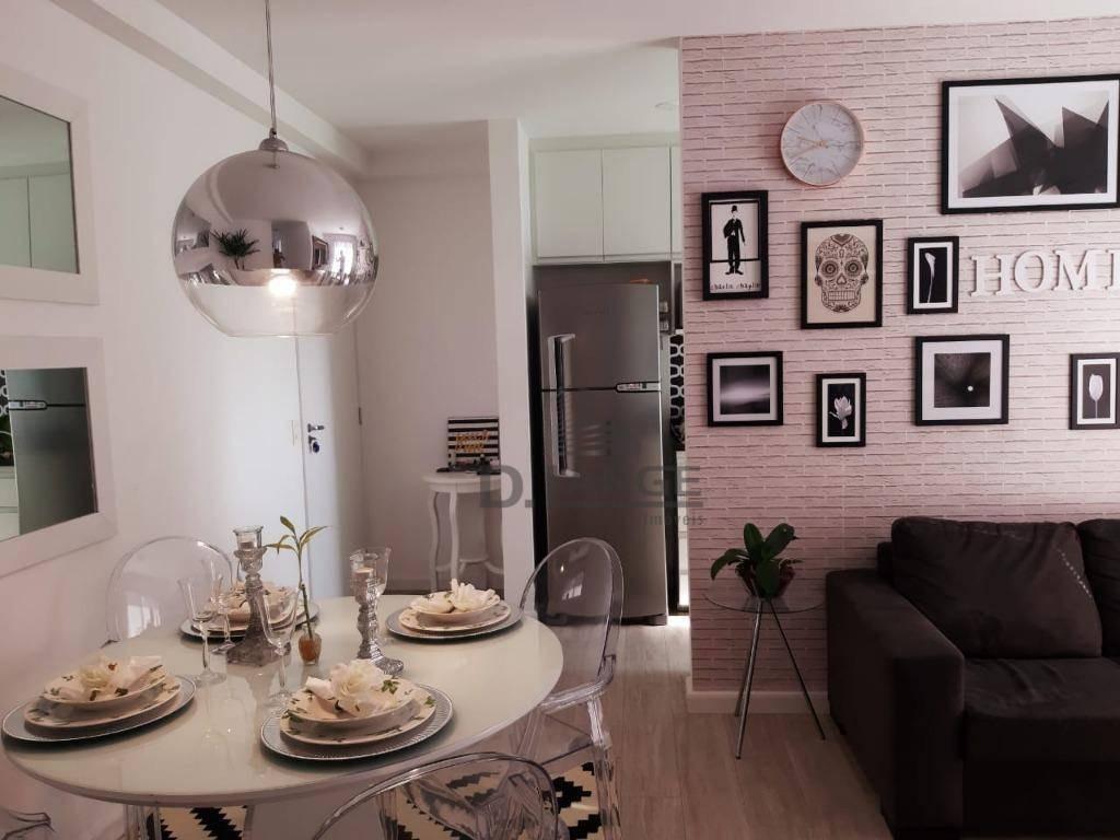 maravilhoso apartamento no vita belle - vila industrial - ap17923