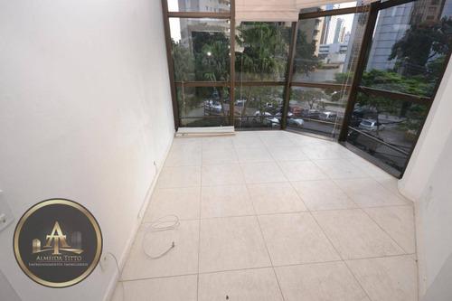 maravilhoso apartamento para locação repleto de armários - ap1181