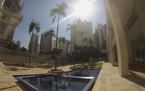 maravilhoso apartamento à venda no melhor condomínio do bairro do campo belo, são paulo - ap2303.