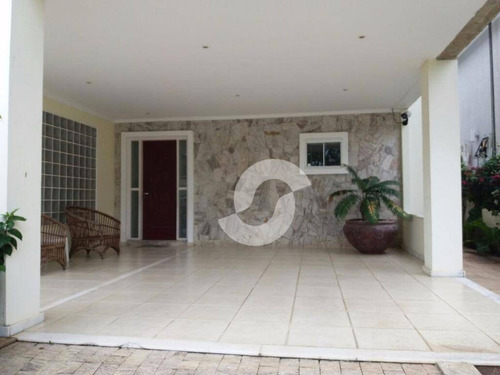 maravilhoso casa no melhor condomínio de maricá - ca0410