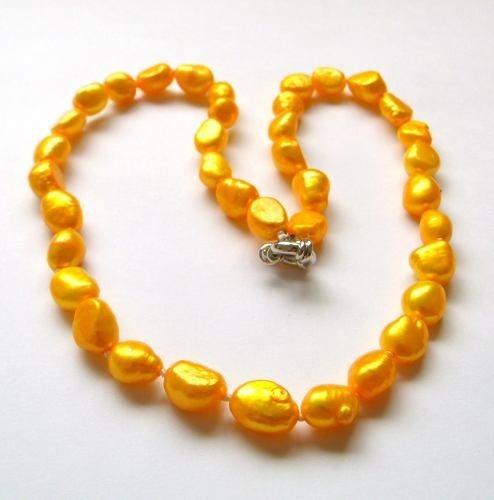 maravilhoso colar de perolas naturais akoya.