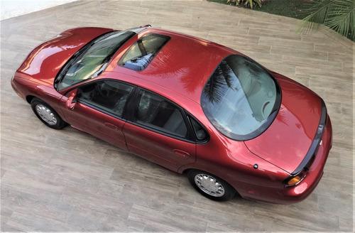 maravilhoso ford taurus lx 1997 de coleção