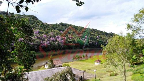 maravilhoso sítio com 12 alqueires e grande lago