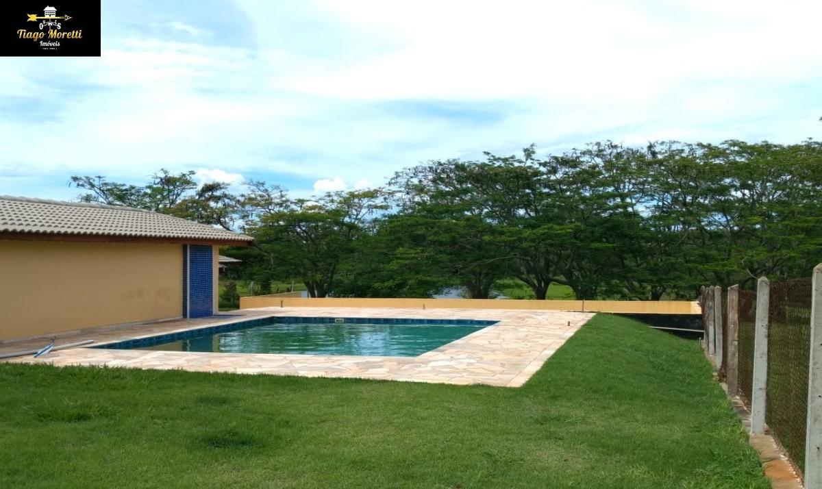 maravilhoso sitio, para mais 100 cabeças de boi,  com excelente sede e 3 lagos grandes - st00030 - 34723565