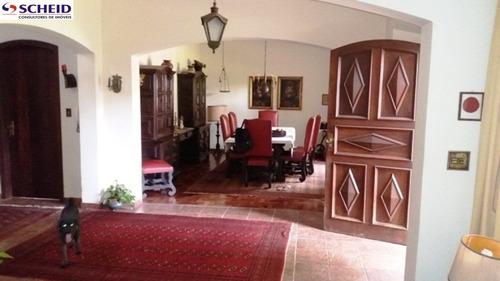 maravilhoso sobrado com 500 m² em rua particular*** - mr52019