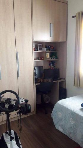 maravilhoso sobrado, condomínio 3 dormitórios 1 suíte - parque monte alegre - so0497