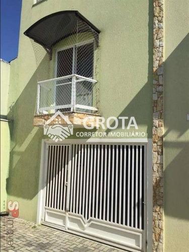 maravilhoso sobrado em condomínio fechado na penha de frança - 198