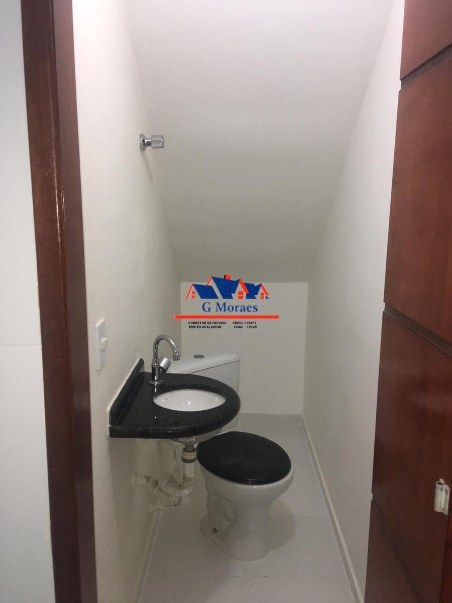 maravilhoso sobrado em condomínio ( vila ré) - 3089sv