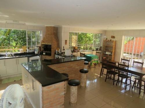 maravilhoso sobrado residencial à venda, condomínio alpes da cantareira, mairiporã. - ca01438 - 33599581