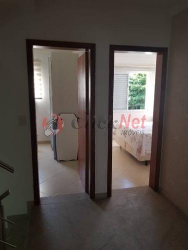 maravilhoso sobrado triplex mobiliado em condomínio para venda no bairro enseada no guarujá - 4687