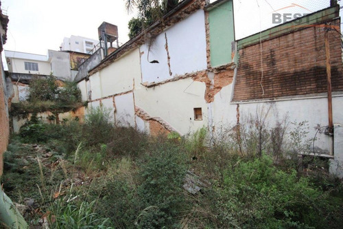 maravilhoso terreno  residencial à venda, alto da lapa, são paulo. - te0121