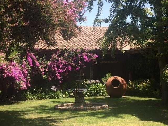 maravillosa casa de 1250 y 14140 m2 de terreno en rinconada de los andes