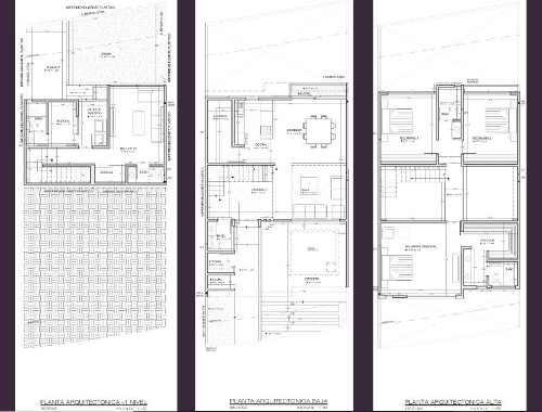 maravillosa casa de 3 plantas en fracc. monterra en san luis potosã