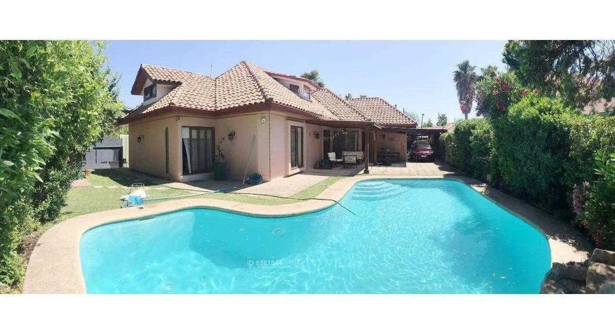 maravillosa casa en san damian