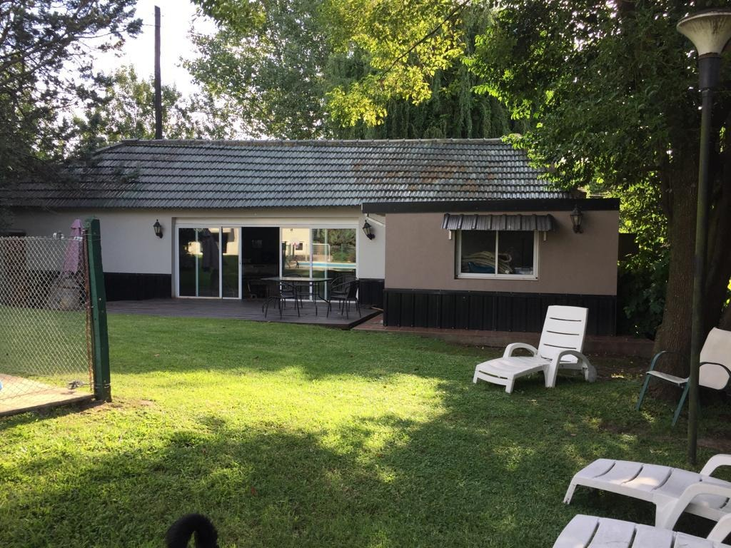maravillosa casa quinta en barrio link