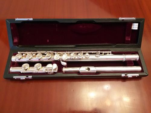 maravillosa flauta yamaha yfl 614