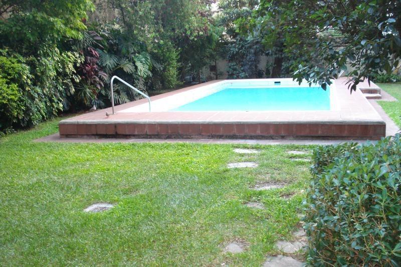 maravilloso 3 amb a nuevo. piscina y seguridad 24 hs. muy luminoso. gran ubicación.