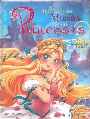 maravilloso mundo de las princesas el de