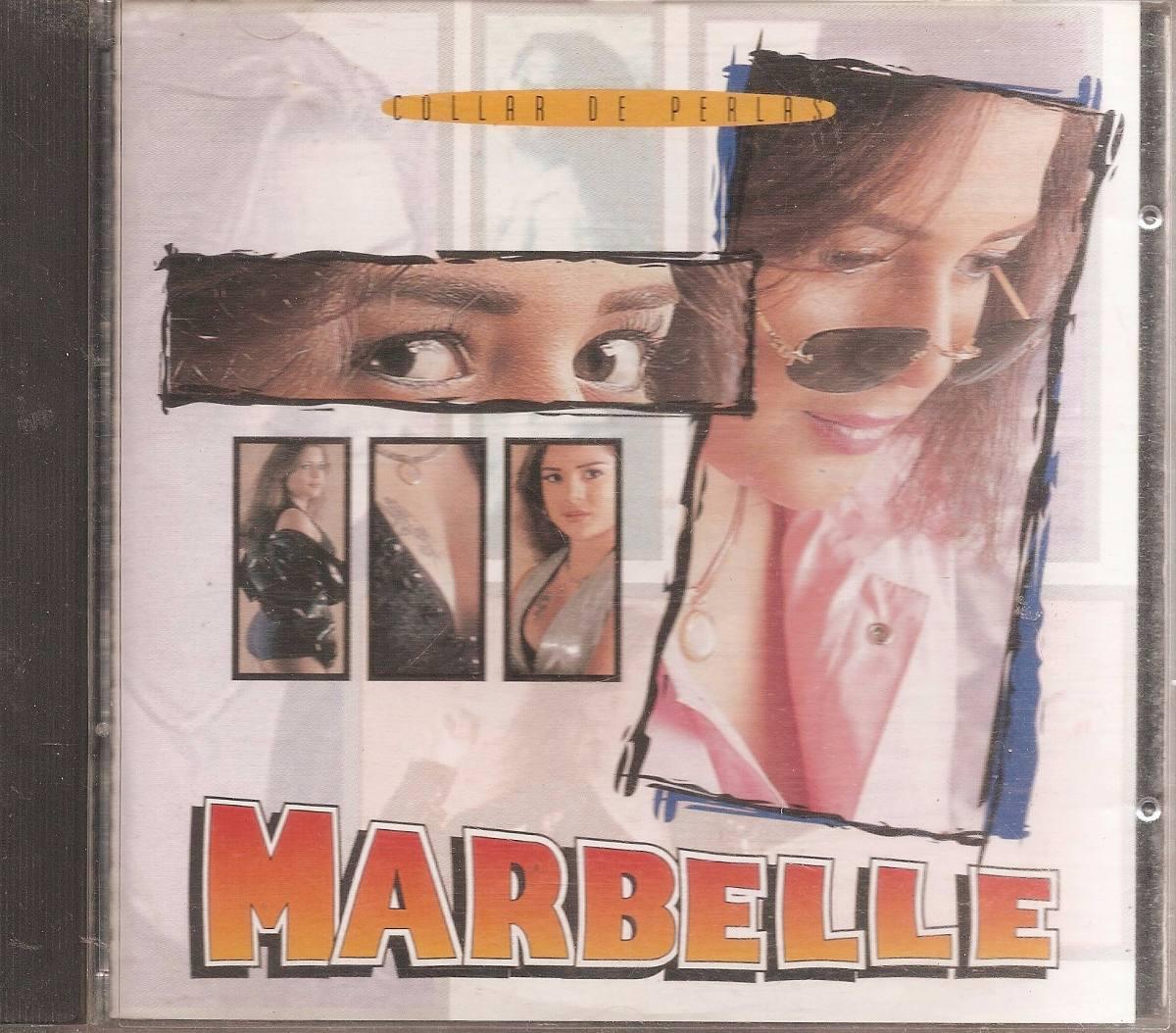36fa60880133 marbelle - collar de perlas- cd original un tesoro músical. Cargando zoom.