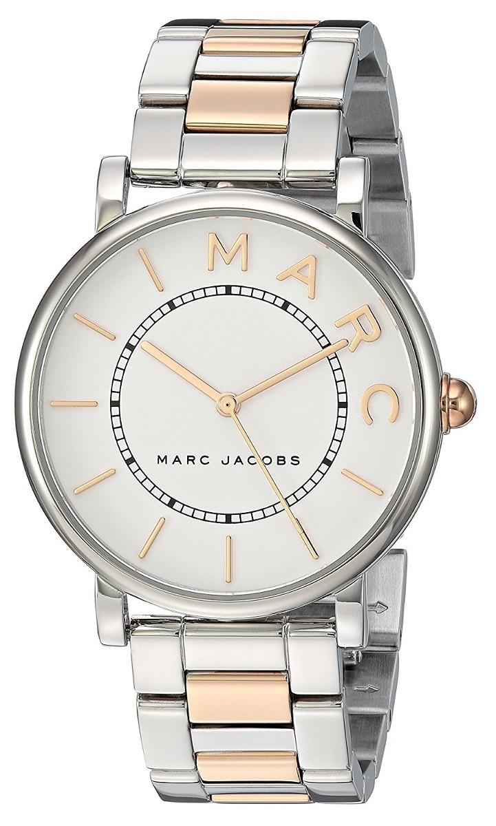 f58ee24e830 Marc Jacobs Mujer  roxy  Cuarzo Acero Inoxidable Reloj Casua ...