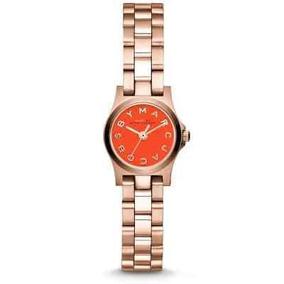 Dial Dinky Marc Reloj Women's Mbm3311 Jacobs Henry Red Rose shrtQdCx