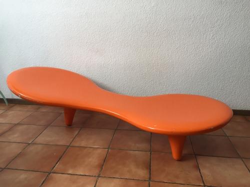 marc newson orgone chaise longue para cappellini