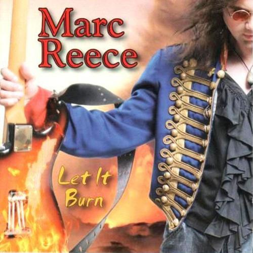 marc reece (violero) - let it burn (cd importado)
