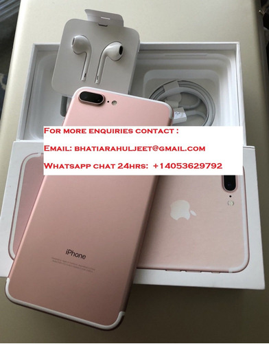 marca de fábrica nueva desbloquear apple iphone 7 plus 128gb