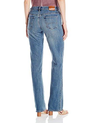 marca de la suerte facil jinete de la mujer bootcut jean
