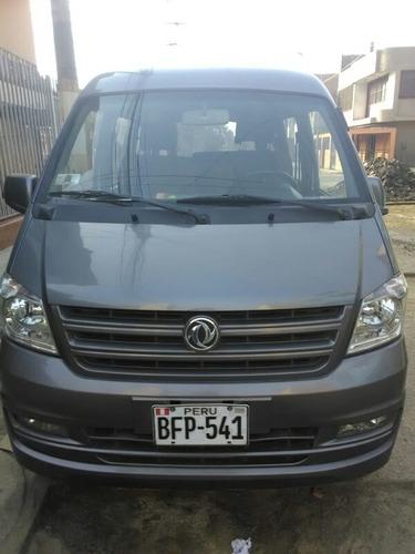 marca dfsk k07s minivan 1.3 litros