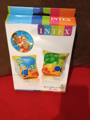 marca intex flotadores piscina para niños