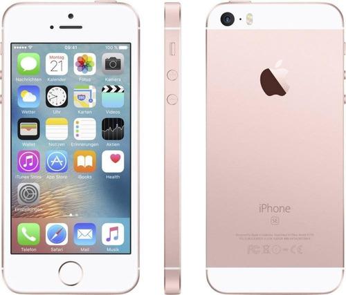 marca nuevo iphone de apple se - 16gb - rose gold (verizon +