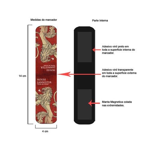 marca pagina - marcador magnetico o pequeno principe