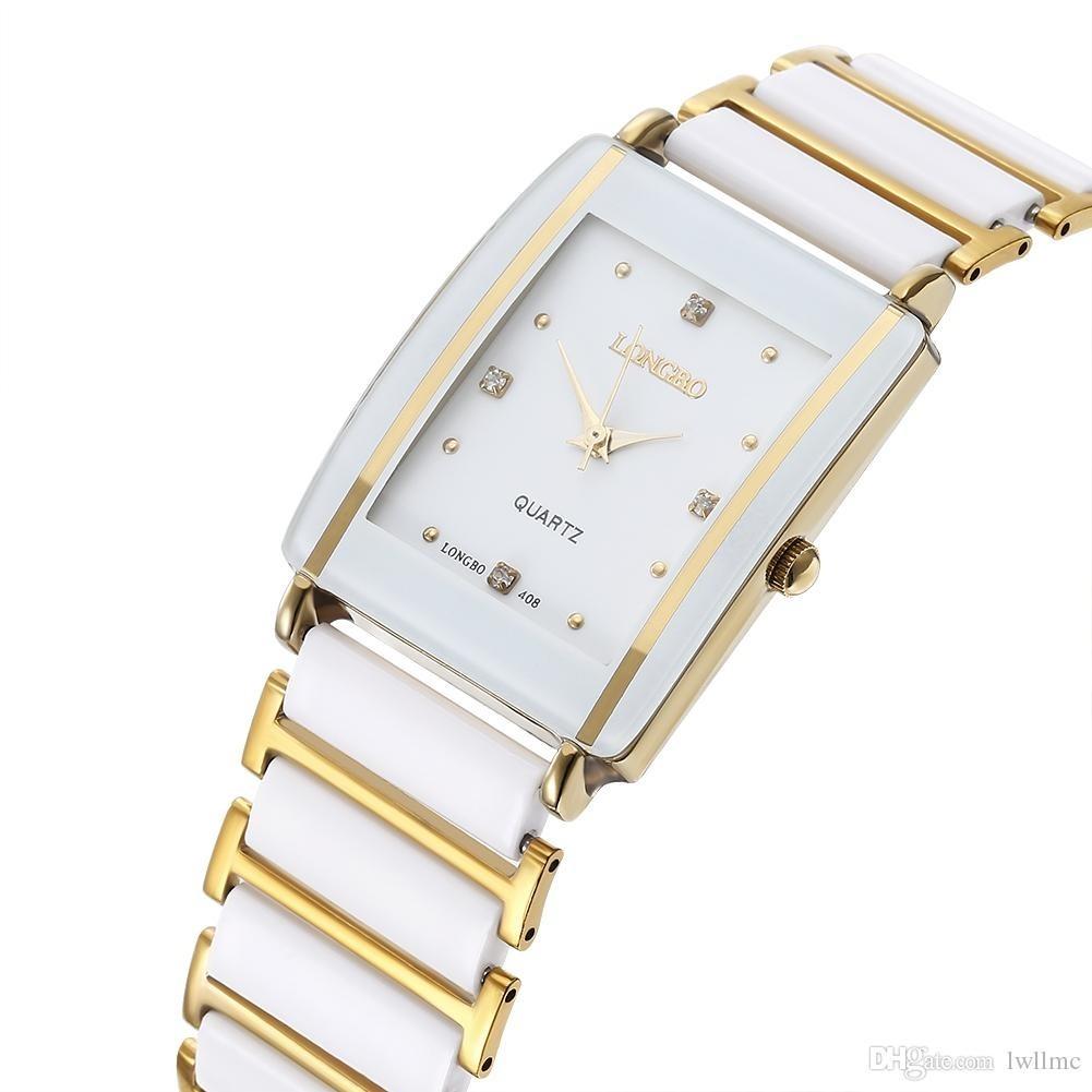 e4e8917250f Carregando zoom... relógio feminino longbo marca de luxo promoção ...