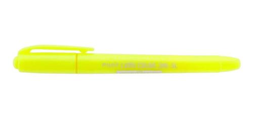 marca texto pilot lumi color 200sl amarelo pilot caixa 12 un