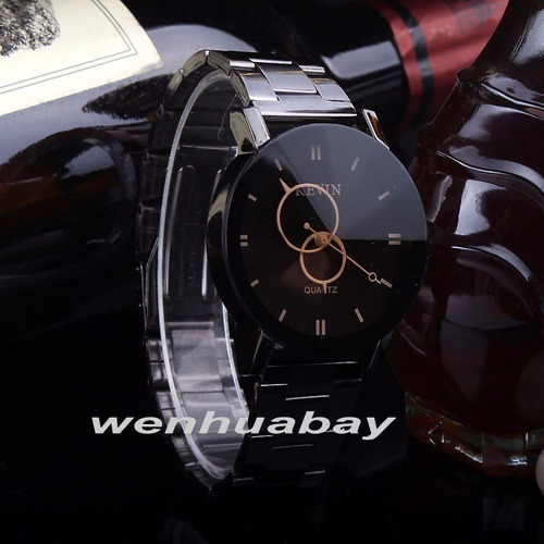 marca unissex relógio pulso