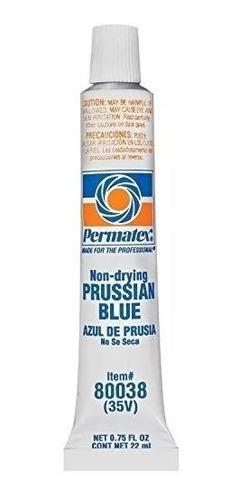 marcador azul de prusia 80038 x 0,75 oz. 1209061 permatex