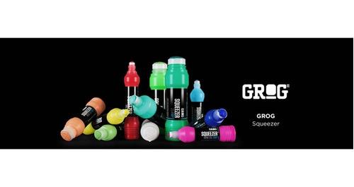 marcador chorreador grafiti squeezer grog s25 grafitti