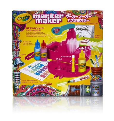 marcador crayola color pastel