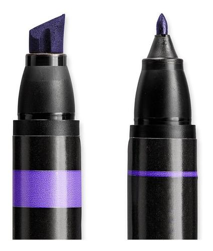 marcador de arte dual - punta fina y punta de cincel