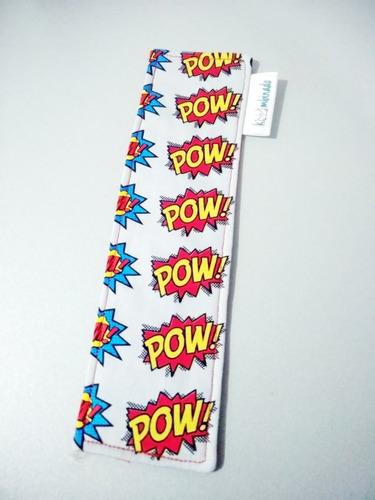 marcador de pagina bam!! pow!! (pow!!)
