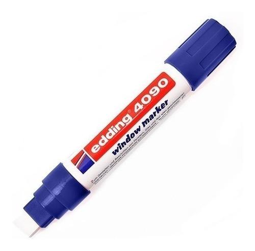 marcador de tiza edding 4090 punta biselada