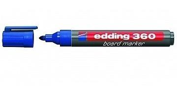 marcador edding 360 pizarra blanca recargable caja x10