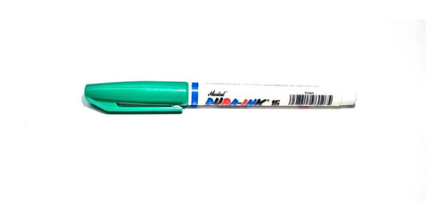 marcador fibra permanente punta fina markal dura ink 15