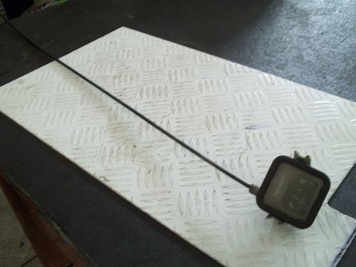 marcador medidor gasolina vw fusca original