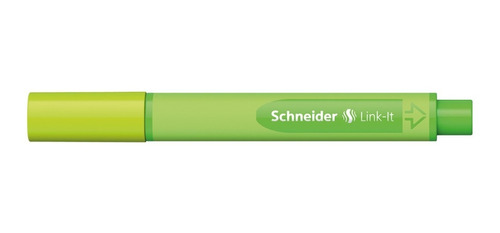 marcador microfibra schneider link it x unidad 0.1mm y 0.4mm