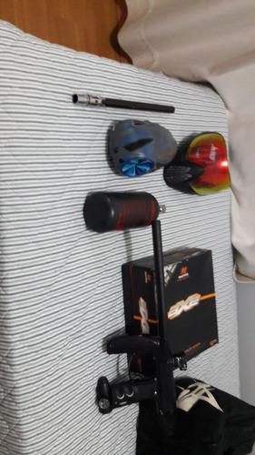 marcador paintball empire axe kit completo