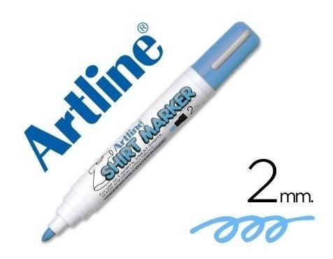 marcador para tela artline shirt ekt-2 de punta de 2mm  ekt4