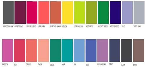 marcador permanente sharpie fine pack x 24 colores cósmicos